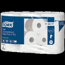 Toalettpapper Tork Mjukt T4 42/fp