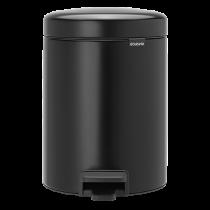 Pedalhink NewIcon 5L matt svart