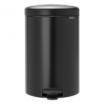 Pedalhink NewIcon 20L matt svart