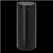 Papperstunna Touch Bin New 30L matt svart