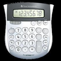 Bordsräknare Texas TI-1795