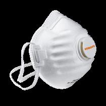 Andningsskydd Worksafe halvmask 5/fp