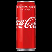 Dryck Coca-Cola 33 cl 20/fp