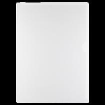 Aktmapp i PVC A4 glasklar 100/fp