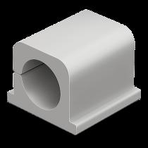 Kabelklämma Cavoline Clip Pro 2 grå 4/fp