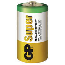 Batteri GP Super Alkaline C 2/fp