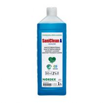 Sanitetsrengöring Saniclean Alkaline 1L Nordex Green