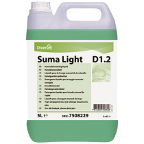 Diskmedel Suma Light D1.2 5 liter