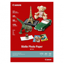 Fotopapper Canon Matte Photo A4