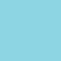 Färgat papper Rainbow A3 80 g mellanblå 500/fp