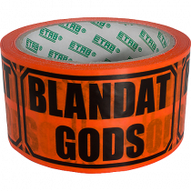 Varningstejp Bladat gods