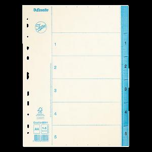 Register Jopa Original A4 1-5
