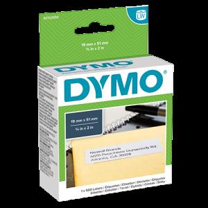 Universaletikett Dymo LabelWriter 51x19 mm
